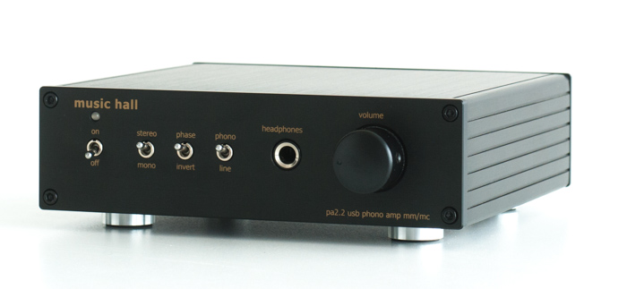 Pa2 2 Phono Amplifier By Music Hall Audio A Quot Swiss Army Knife Quot