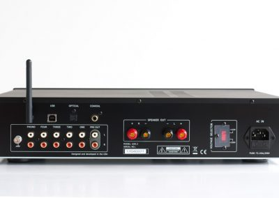 music hall a30.3 integrated amplifier back