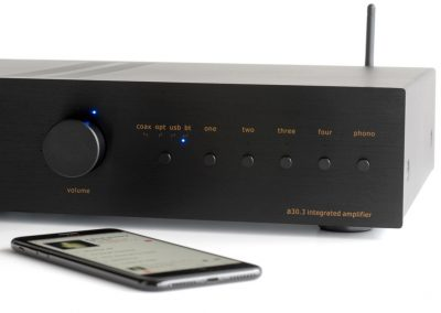 music hall a30.3 integrated amplifier Bluetooth