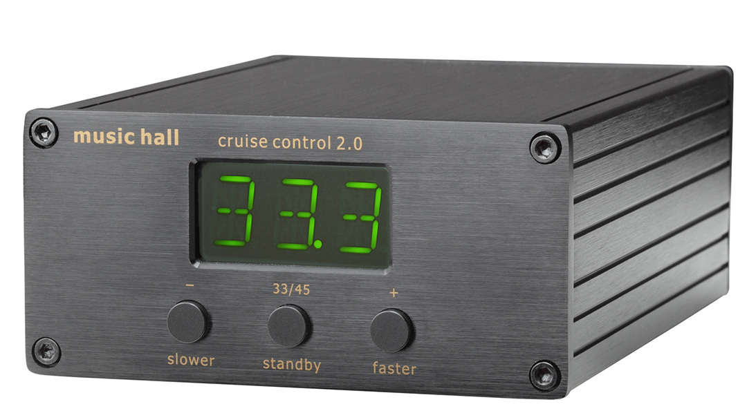 music hall audio cruise control