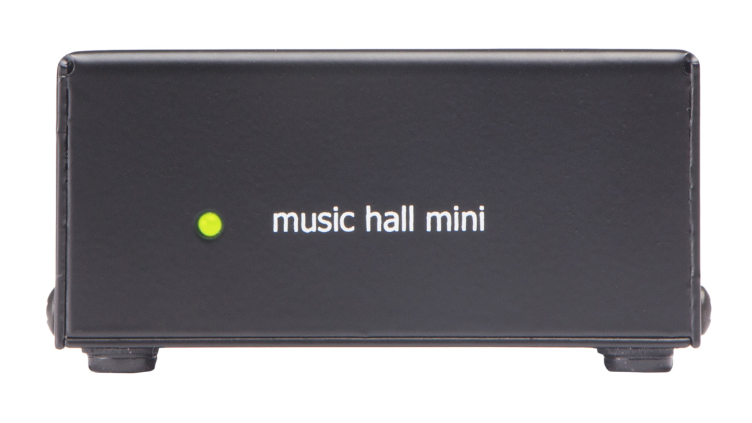 music hall mini phono amplifier front