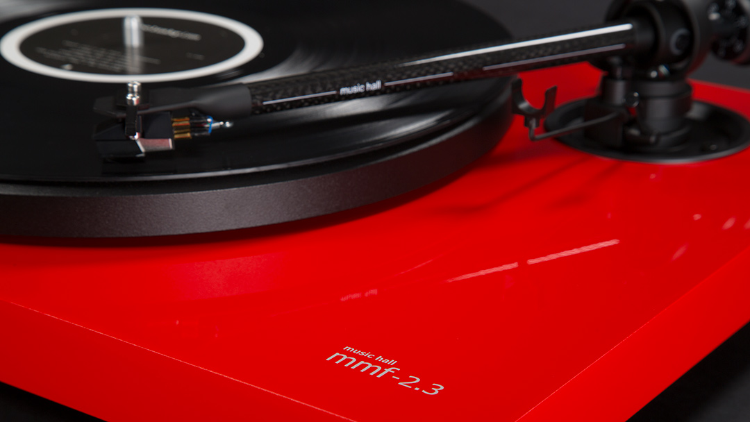 music hall mmf-2.3le turntable