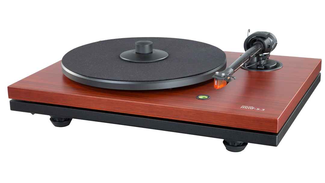 music hall mmf-5.3se turntable
