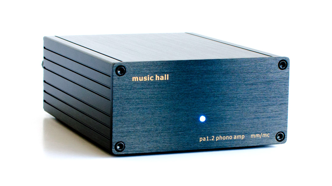 music hall pa1.2 phono amplifier