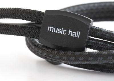 music hall connect phono interconnects