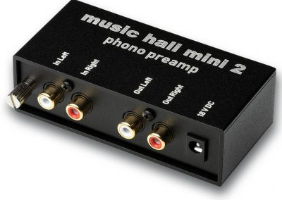 music hall mini 2 phono preamplifier (angle)