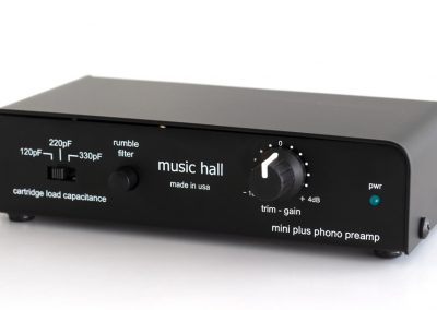 music hall mini plus phono preamplifier
