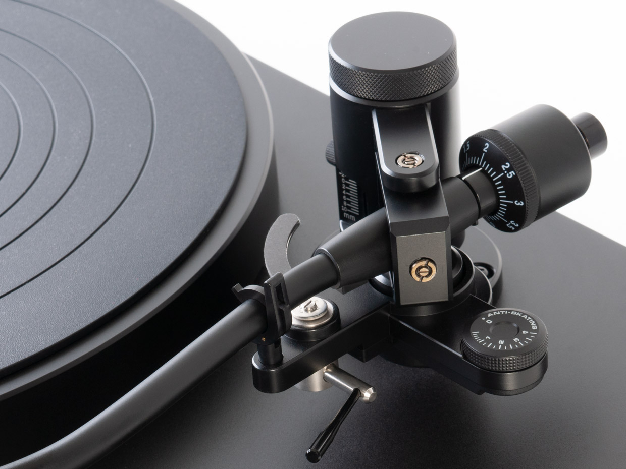 music hall stealth turntable precision tonearm mount